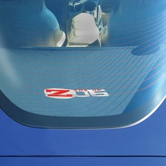 Corvette Rear Cargo Shade : 2006-2013 C6 Z06