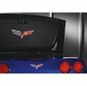 Corvette Rear Decklid Liner - Convertible only (05-13 C6)