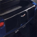 Corvette Rear Fascia Protector : 2005-2013 C6,Z06,ZR1,Grand Sport