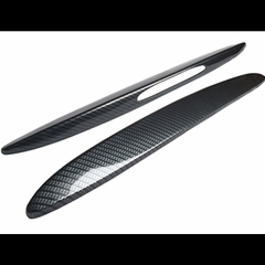 Corvette Rear Spoiler - Brake Light Housing - Carbon Fiber Look : 2005-2013 C6