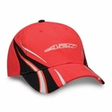 Corvette - Red 427 Embroidered Cap 2005-2013 C6