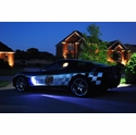 Corvette Side Cove LED Lighting Kit with (4) Function Remote : 2005-2013 C6 only