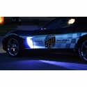 Corvette Side Cove LED Lighting Kit with Standard Remote : 2005-2013 C6 only