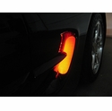 Corvette Side Cove LED Lighting with Standard Remote : 1997-2004 C5 & Z06