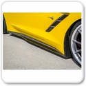 Corvette Side Skirts / Rockers