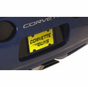 Corvette Smoked Reverse Light Covers (97-04 C5)