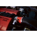 Corvette Smooth Power Coupler - Red (05-07 C6 LS2)