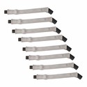 "Corvette Spark Plug Wire Protector ""Koolsox"" (Set 8) : 1997-2013 C5, C6, Z06, ZR1 & Grand Sport"