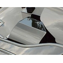 Corvette Stainless Steel Alternator Cover (97-04 C5 & Z06)