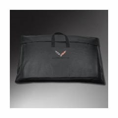 Corvette Stingray Roof Panel Storage Bag with C7 Cross Flags Logo : 2014+ C7