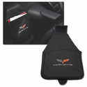 Corvette Storage Pouch with C6 Emblem (05-13 C6 / C6 Z06 / ZR1 / GS) -  17800597