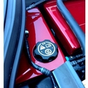 Corvette Surge Tank Cover - Smoothie Finish - Body Color Painted : 2014 C7
