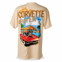 Corvette T-shirt -Beach Club : C2