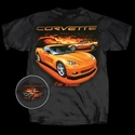 Corvette T-Shirt Vette Dreams C6