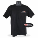 Corvette T-Shirt - Z06 505HP Logo : 2006-2013