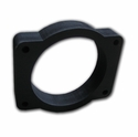 Corvette Throttle Body Spacer - Vararam (05-07 C6 LS2) - Vararam Industries VR-TBS1