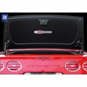 Corvette Trunk Liner - Z06 / Hardtop with Silver Z06 405HP Logo (02-04 Z06)