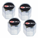 Corvette - Valve Stem Caps w/C6 Z06 505HP Logo : 2005-2013 C6 Z06 505HP - Elite Automotive Products, Inc. 5030856