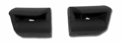Corvette Weatherstrip - Side Window Fillers - Pair (1968-1975)