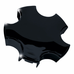 Corvette Wheel Center Cap - Black (00-04 C5 & Z06)