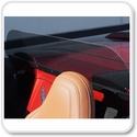 Corvette Wind Screens