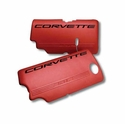 Corvette Z06 Fuel Rail Cover Set : 1999-2004 C5 & Z06