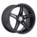 Cray Corvette Wheels - Brickyard Multipiece Matte Black