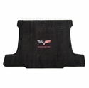 Ebony w/ Red Lettering Corvette C6 Ultimat Cargo Coupe Mat (05+)