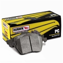 Hawk Ceramic Brake Pads (97-04 C5 & C5 Z06 / 05-13 C6 Rear Pads) - Hawk Performance HB248Z.650