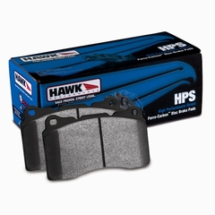 Hawk HPS Brake Pads (97-04 C5 & C5 Z06 / 05-13 C6 Rear Pair)