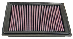 K&N Drop In Replacement Corvette Air Filter (05-07 C6)