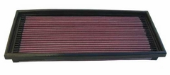 K&N Drop In Replacement Corvette Air Filter (C4 1986 - 1989)