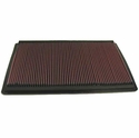 K&N Drop In Replacement Corvette Air Filter (C4 1990 - 1996) - K&N Engineering 33-2035