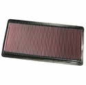 K&N Drop In Replacement Corvette Air Filter (C5 1997 - 2004) - K&N Engineering 33-2111