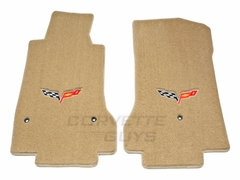 Lloyds Ultimat Floor Mats - Cashmere (08-13 C6)