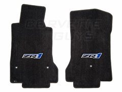 Lloyds Ultimat Floor Mats - Ebony with ZR1 Emblem (09-13 ZR1)