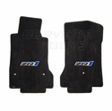 Lloyds Ultimat Floor Mats - Ebony with ZR1 Emblem (09-13 ZR1) - Lloyd Mats V0100118