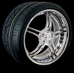 Corvette Tires - Nitto INVO High Performance