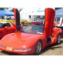 Red C5 Corvette - Craig E.