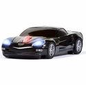 Road Mice Corvette Wireless Computer Mouse (Black) - Four Door Media RM-08CHCZKXA