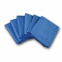 Ultra Fine Microfiber Polishing Towel (6 pack)