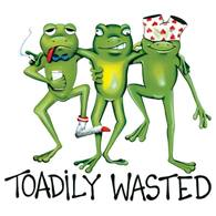 Wholesale Printed T Shirts Suppliers Funny Clothing - 03106HD2-1 frogs