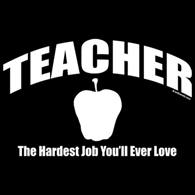 Teacher T Shirts, Funny T Shirts, Custom T Shirts, Wholesale T Shirts  - 09255E4-1