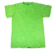 Mineral Vintage Wash T-Shirts Wholesale - 1300-434-S