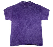 Mineral Vintage Wash T-Shirts Wholesale - 1300-438-S