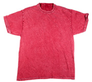Mineral Vintage Wash T-Shirts Wholesale - 1300-440-S