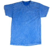 Mineral Vintage Wash T-Shirts Wholesale - 1300-442-S