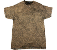 Mineral Vintage Wash T-Shirts Wholesale - 1300-444-S