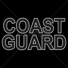 COAST GUARD Wholesale Custom Printed Military T Shirts - 13677-4x2-coast-guard-pocket