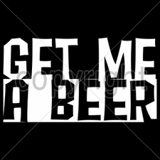 Wholesale Bulk T Shirts Funny Fashion - Wholesale - Funny T Shirts - 16330-11x6-get-me-beer